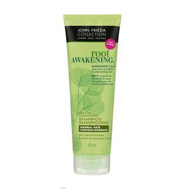 john frieda root awakening nourishing moisture shampoo reviews in shampoo chickadvisor. Black Bedroom Furniture Sets. Home Design Ideas