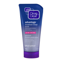 Clean & Clear Advantage Blackhead Eraser Scrub