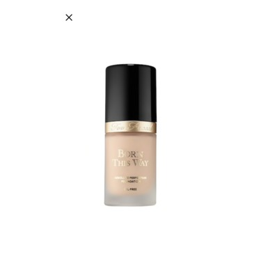 Too Faced Born This Way Medium-to-Full Coverage Foundation