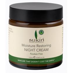 Sukin moisture restoring night cream