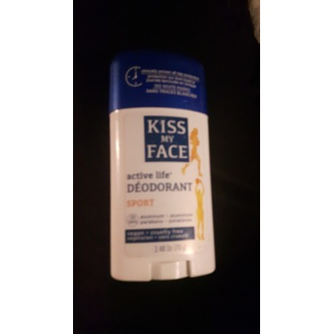 Kiss My Face Active Enzyme Deodorant Summer Scent