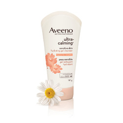 AVEENO Ultra-Calming Hydrating Gel Cleanser