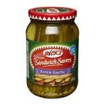 Bicks Premium Sandwich Savers pickles