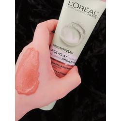 L'Oreal Paris Pure-Clay Exfoliating & Refining Cleanser