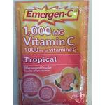 Emergen-C 1000mg Vitamin C Tropical