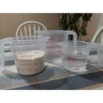 Chef Remi 3pc Measuring Cup Set - Lifetime guarantee