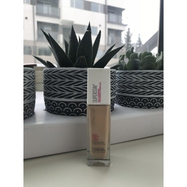 Maybelline New York Super Stay 24H Full Coverage  Foundation