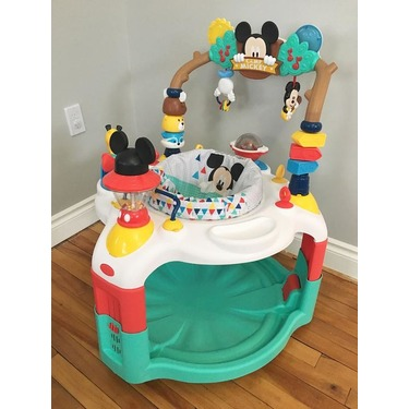 971baafd83ba Mickey Mouse Camping With Friends Activity Saucer reviews in Baby ...