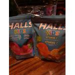 Halls kids