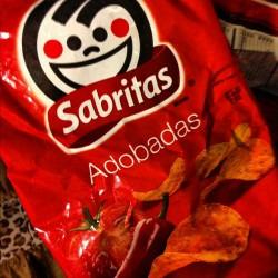 Sabritas Adobadas Flavoured Potato Chips
