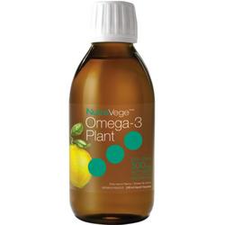 NutraVege Omega-3 Plant Lemon Flavour
