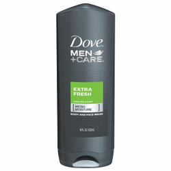 Men's Dave+Care body wash