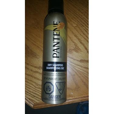 Pantine dry shampoo
