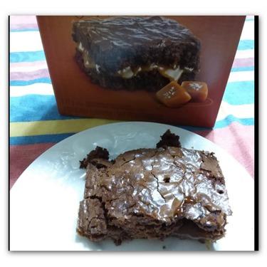 Betty Crocker Salted Caramel brownie mix
