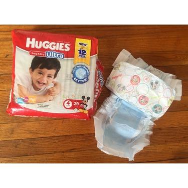 Huggies Snug and Dry