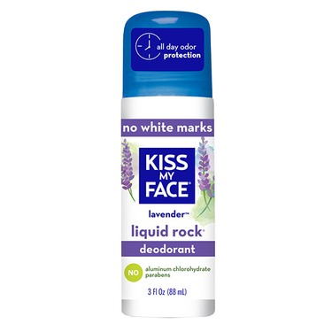 Kiss My Face Liquid Rock Lavender