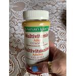 natures bounty multivitamin adult gummies