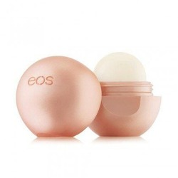 eos Organic Smooth Sphere Holiday Collection in Sparkling Ginger