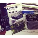 Kirkland Roasted Seasoned Seaweed Winter Harvest