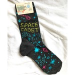 Blue Q Socks Space Cadet