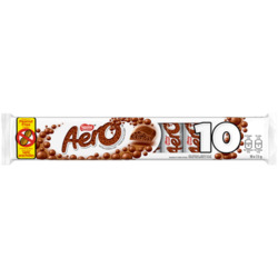 AERO® Milk Chocolate Mini Bars