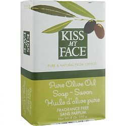 Kiss My Face Pure Olive Oil Soap Bar