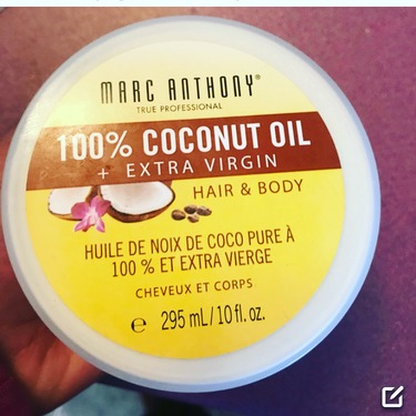 Marc Anthony 100% coconut oil extra virgin hair and body