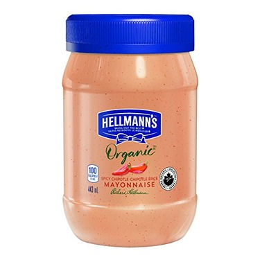 Hellman's Organic Spicy Chipotle Mayonnaise