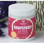 Premium Nature Grapefruit Scrub