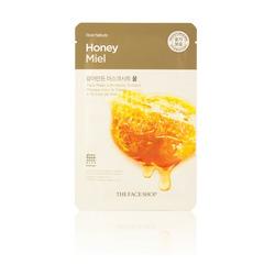 The Face Shop Real Nature Honey Moisturizing Mask