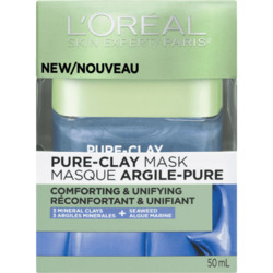 L'Oreal Paris Pure-Clay Mask Comforting and Unifying