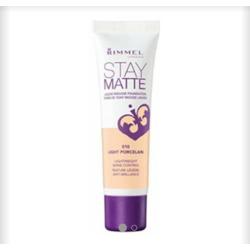 Remmil stay matte foundation