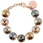 Indigo Swarofski bracelet