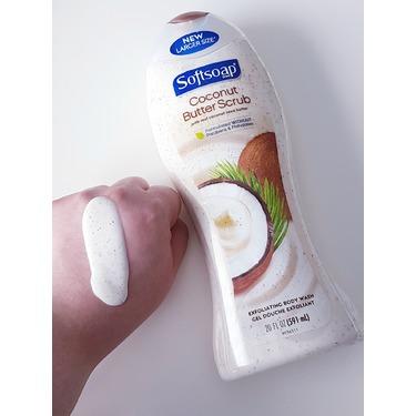 Softsoap Body Butter Coconut Scrub