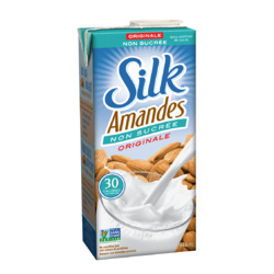 Silk Almond Unsweetened