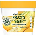 Garnier Fructis Strengthening Treat 1 Minute Hair Mask with Banana Extract