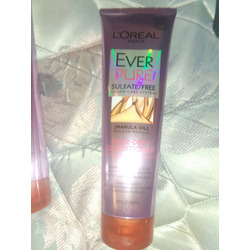 L'oreal paris everpure sulfate free defying frizz free conditioner