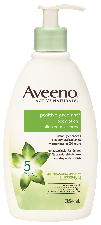 Aveeno Positively Radiant Body Lotion Reviews In Body Lotions Creams Chickadvisor
