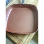 Copper Chef™ 11-Inch Square Nonstick Fry Pan