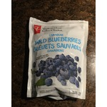 Presidents choice Canadian wild blueberries