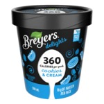 Breyers delights Cookies & Cream