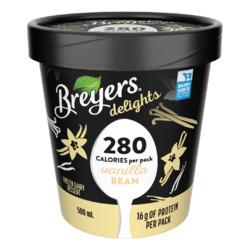 Breyers delights Vanilla Bean