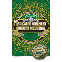 Watkins medicated ointment