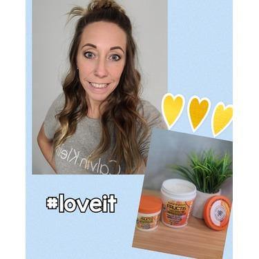 Garnier Fructis Damage Repairing Treat 1 Minute Hair Mask with Papaya Extract