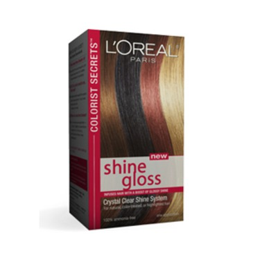 L'Oreal Paris Colorist Secrets Shine Gloss