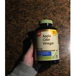 Life apple cider vinegar capsules