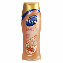 Dial Body Wash Omega Moisture sea berries