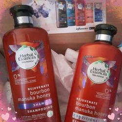 Herbal Essences bio:renew Bourbon Manuka Honey Shampoo
