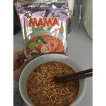 Mama Noodles Shrimp Flavor (Tom Yum)