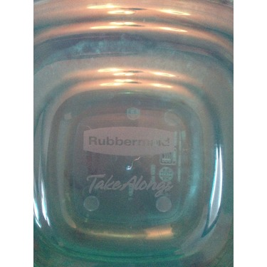 Rubbermaid Take Alongs Sandwich Containers